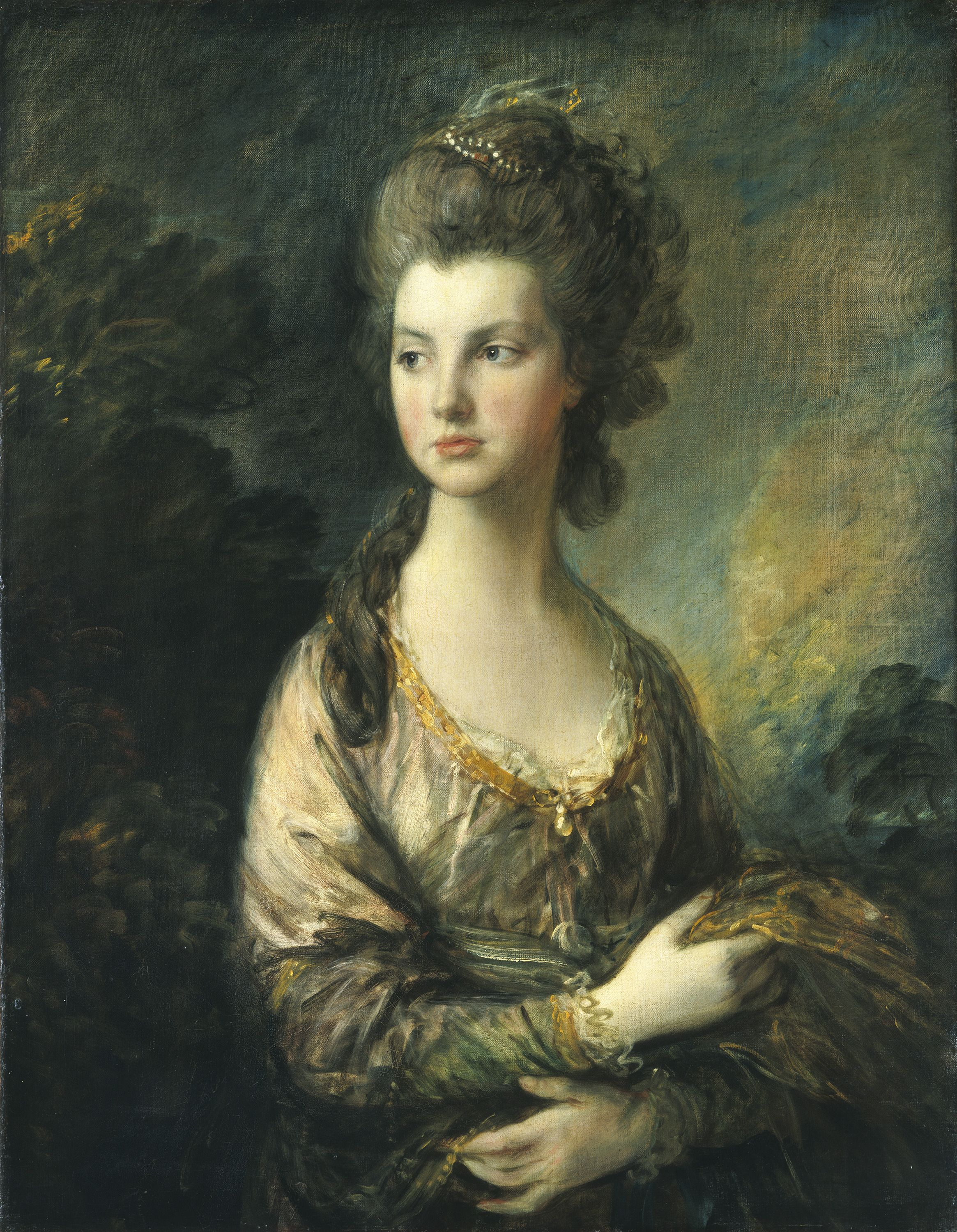 The Hon. Mrs. Thomas Graham, ca. 1775/1777, by Thomas
