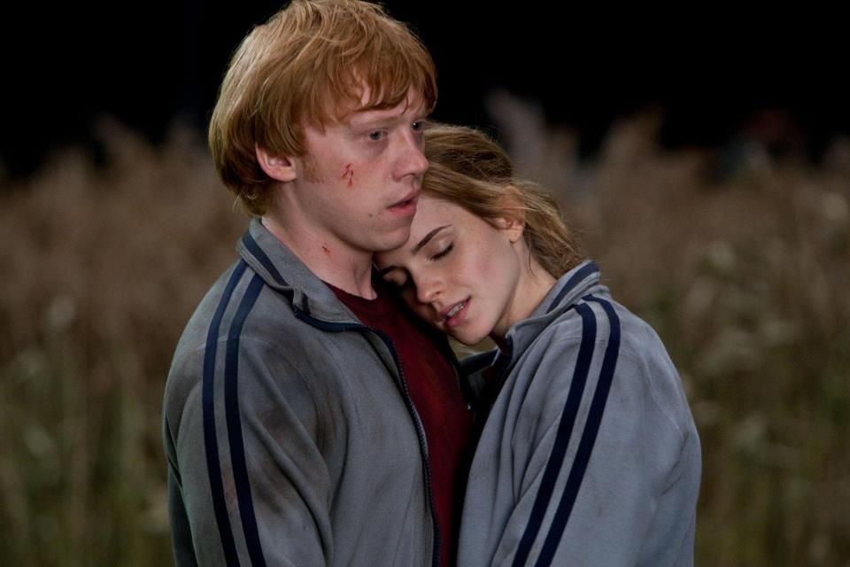 Romione 3 Ron And Hermione Harry Potter Love Hermione