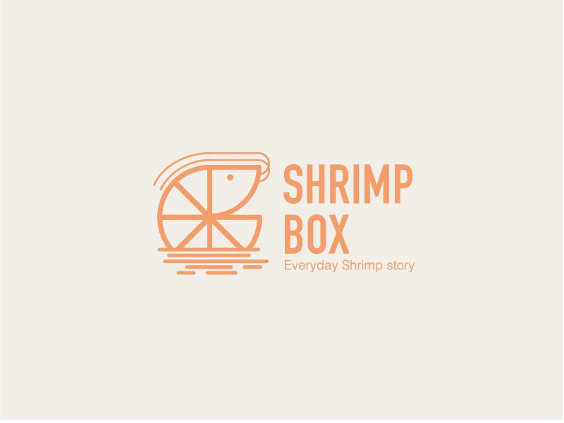 Shrimpbox Logodesign