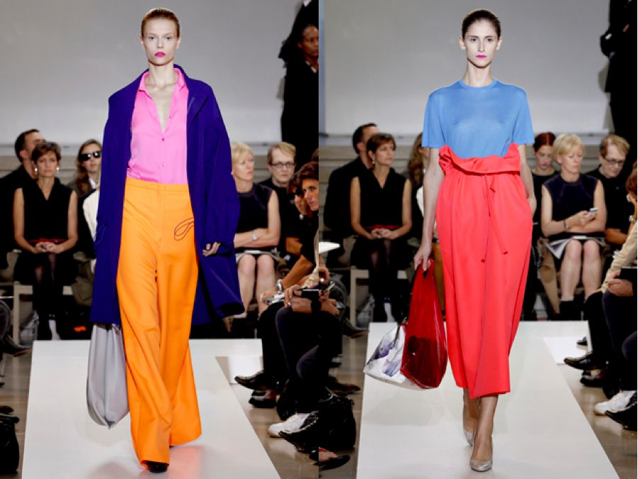 Do You Ever Wonder Why Some Street Style Or Runway Outfits Look Great Even Though The Colors Are Seemingly Bold