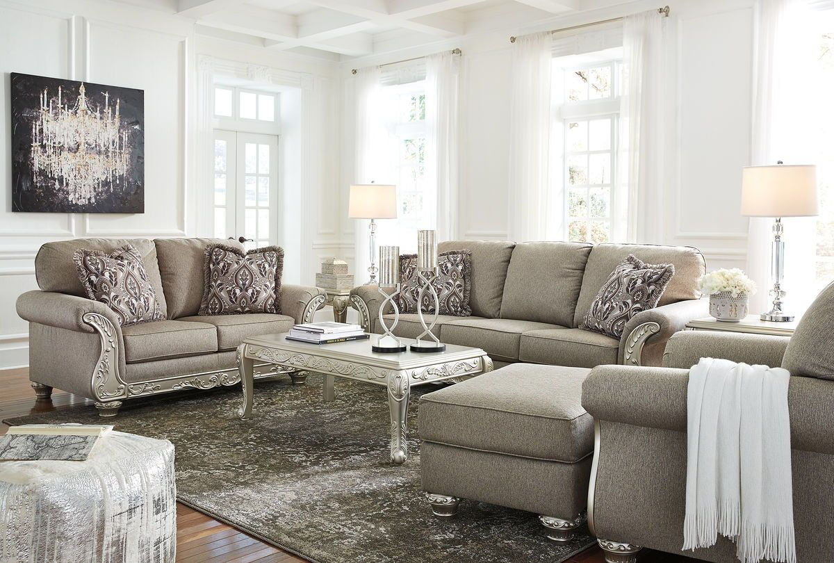 The Gailian Smoke Sofa Loveseat Sold At United Furniture Serving Stockton Ca And Surrounding Areas With Images Love Seat Furniture Quality Living Room Furniture