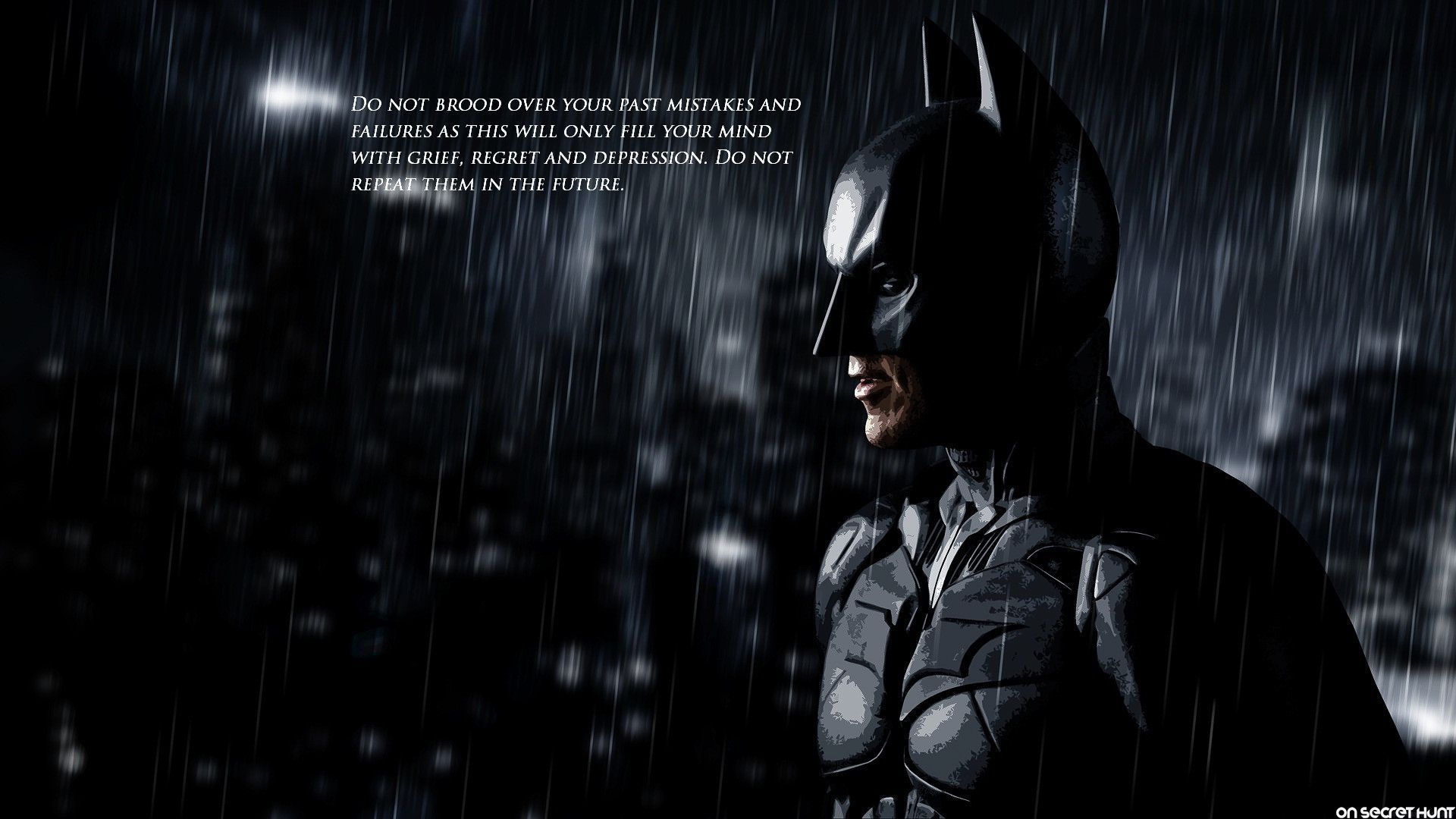 Dark Knight Quotes