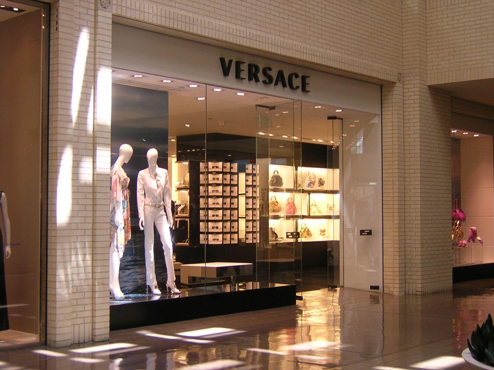 a14374d8dc Versace store in Northpark Mall in Dallas