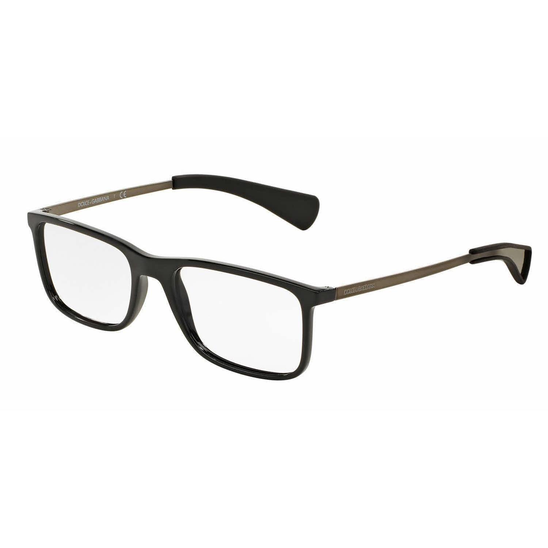 Dolce & Gabbana Mens DG5017 501 Rectangle Eyeglasses | Products ...