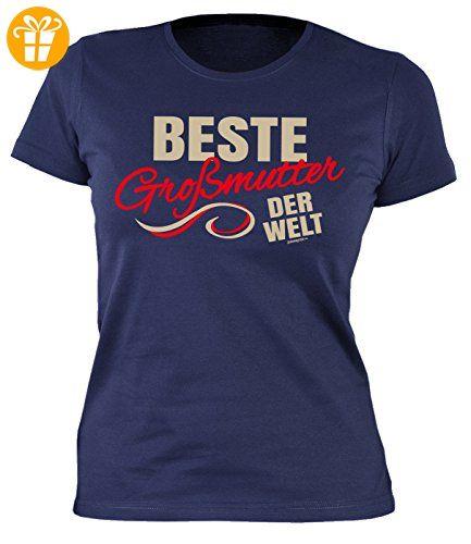 Sprüche-Shirt/Damen/Girlie-Shirt/Familien-Shirt Thema Oma: