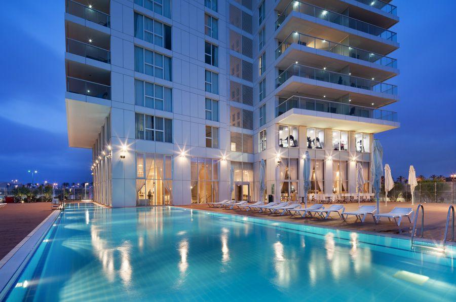 Island Hotel Netanya by Faigin Architects 01