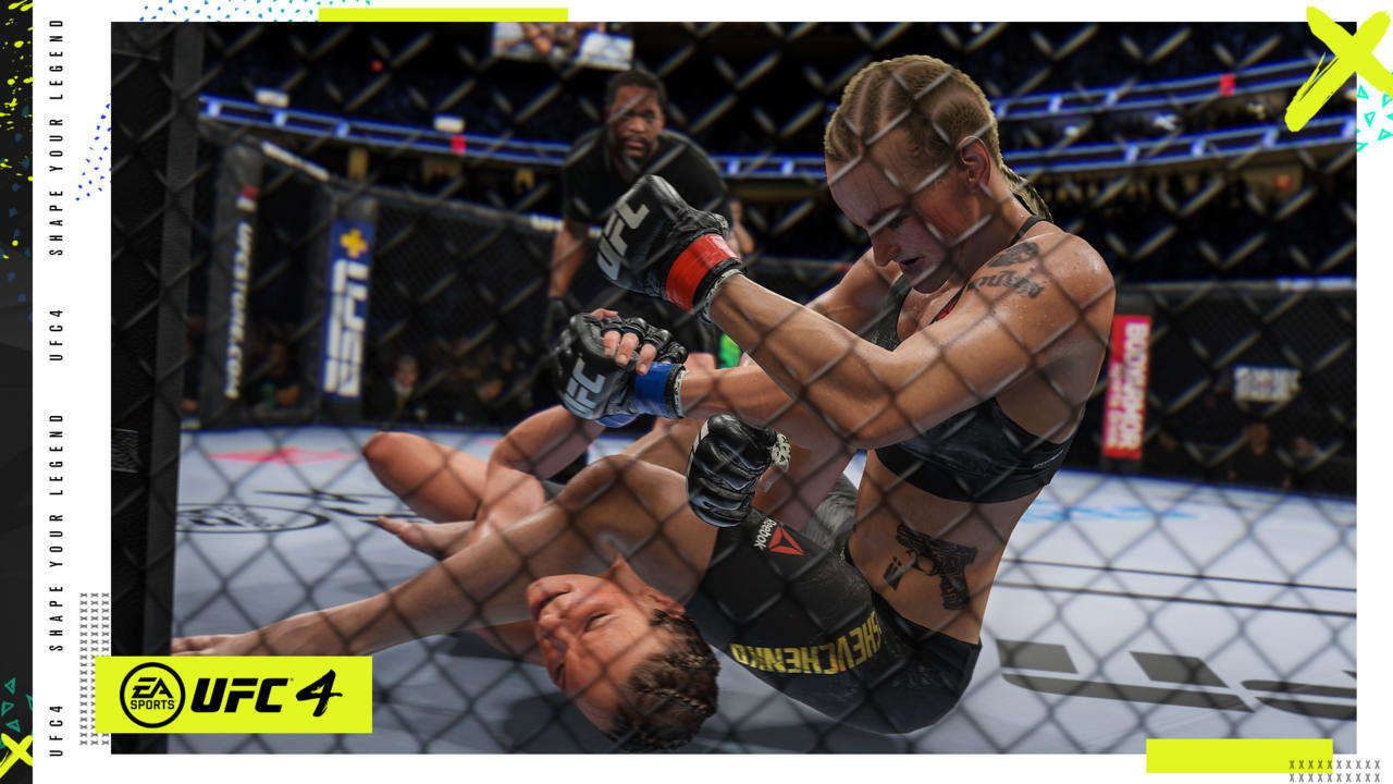 EA Sports UFC 4 Review Worth Buying on PS4? in 2020 Ea