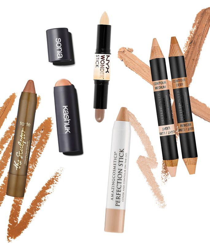 5 Contouring Sticks That Make Sculpting A Cinch Beauty Products We
