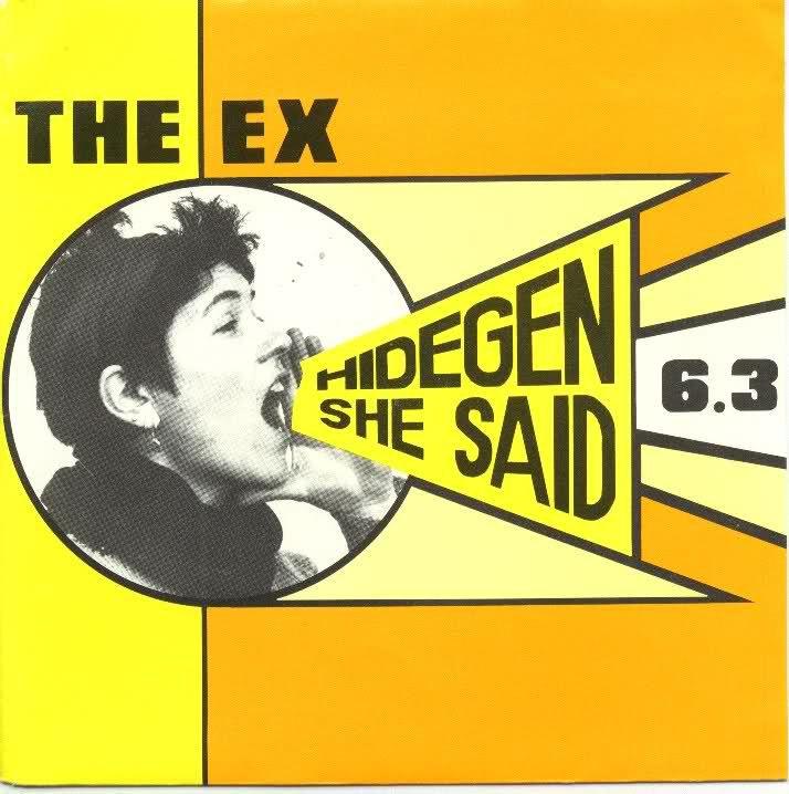 The Ex 6 3 Hidegen Fujnak A Szelek She Said 7 Quot Single