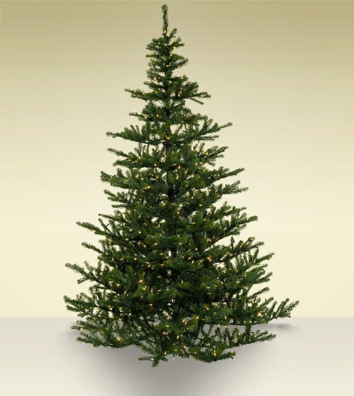Ridgeline Fraser Artificial Christmas Trees | Treetime - Platinum Collection - Ridgeline Fraser Artificial Christmas Trees Treetime - Platinum