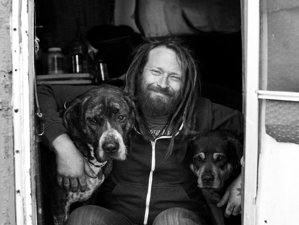 Lots of you in this community know Danny and his two dogs