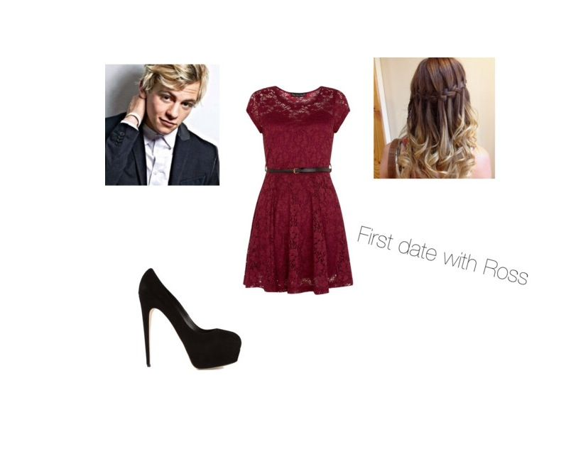 My Ross polyvore edit done by Ivanna!! Love it!!! Thanks! :)