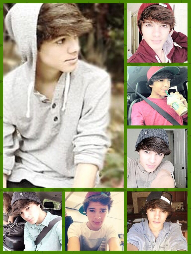 Brent Rivera collage | Brent rivera, Brent, Magcon boys