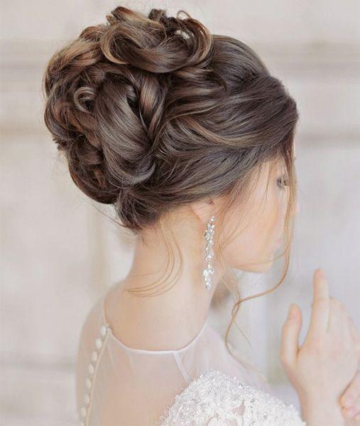 Wedding Hairstyle Updo: Pin Auf Hochzeit