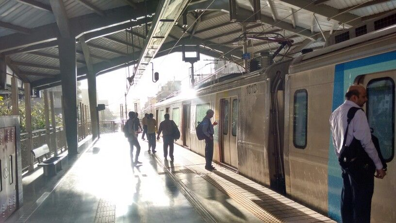 Mumbai Metro, India