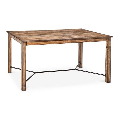 Perdana 60 Quot Dining Table Brown Integra Quot Paw Paw S