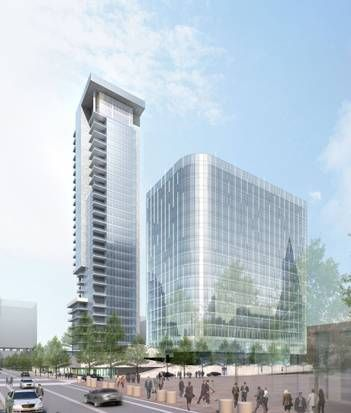 Craig Hall's new Arts District tower in downtown Dallas | Dallas Morning News