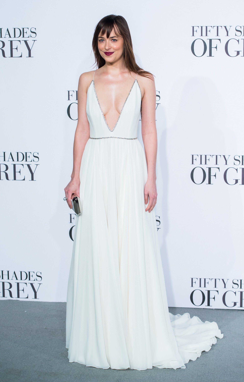 The Fashion Evolution of Dakota Johnson: From Red Carpet Kid to ...