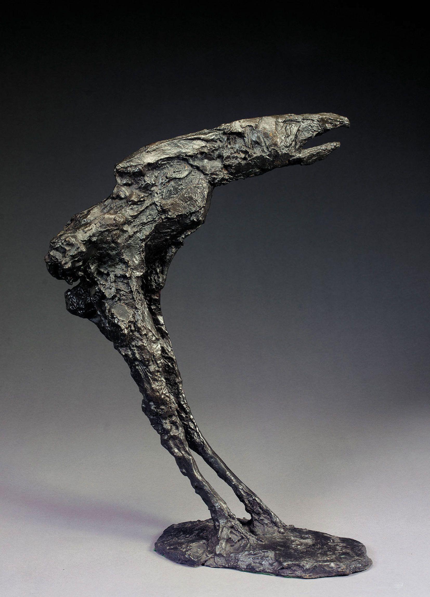 Elizabeth Frink Sculpture - Google Art &