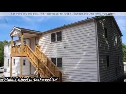 3 bedroom home for sale near harriman middle school in rockwood tn rh pinterest com