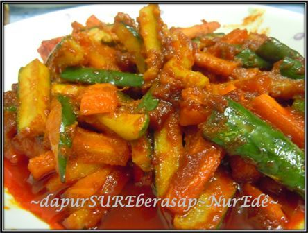 Koleksi Resepi Acar Rampai Azie Kitchen Arisa