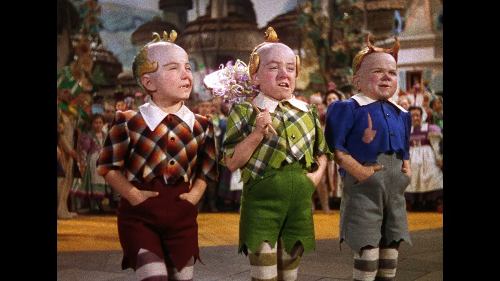 wizard of oz Lollipop Guild Best Movie for Baby Boomers
