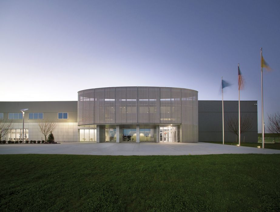 New Parts Distribution Center | KSS Architects