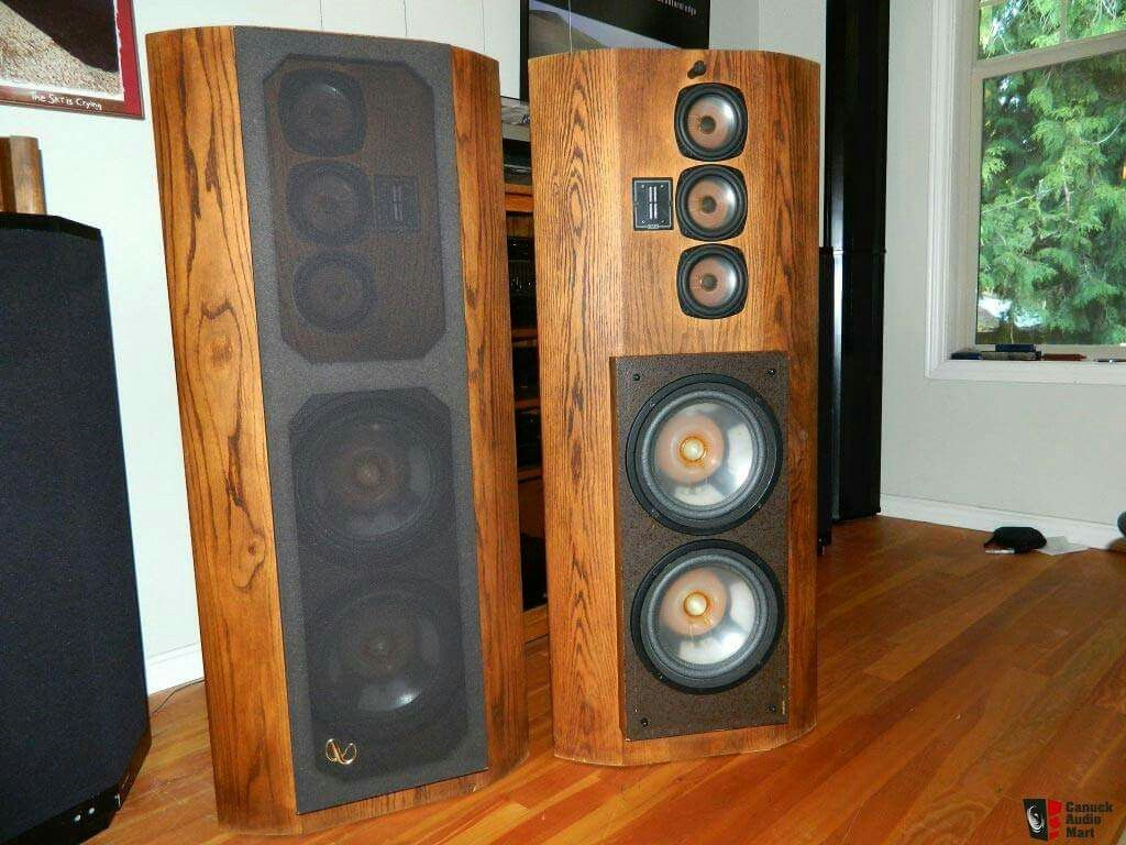 infinity rs ii reference high end audio hifi speakers pinterest haut parleurs. Black Bedroom Furniture Sets. Home Design Ideas