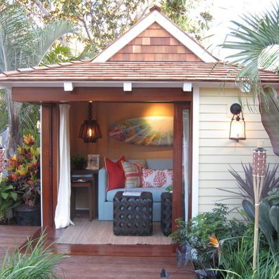 Tropical Beach House Design Ideas Pictures Remodel and Decor As