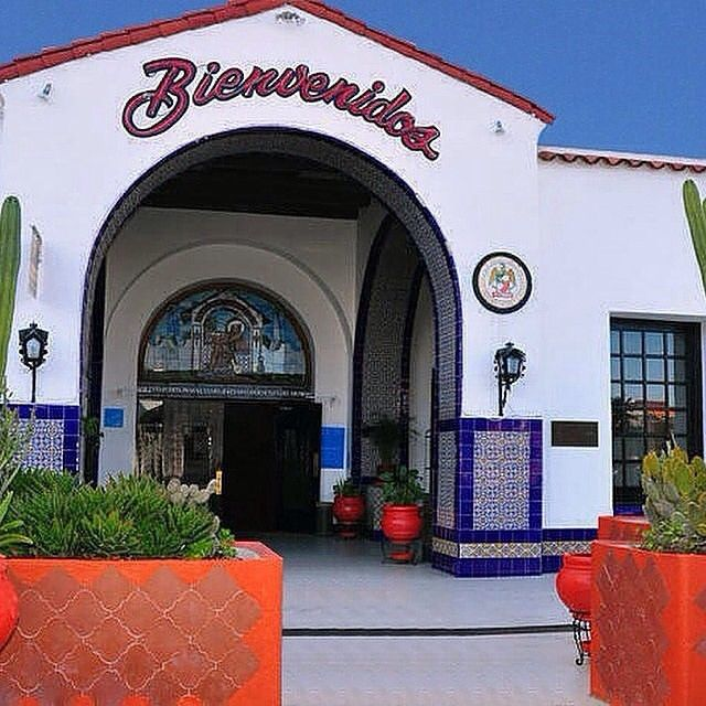 Rosarito Beach Hotel Baja Ca Mexico On Tour