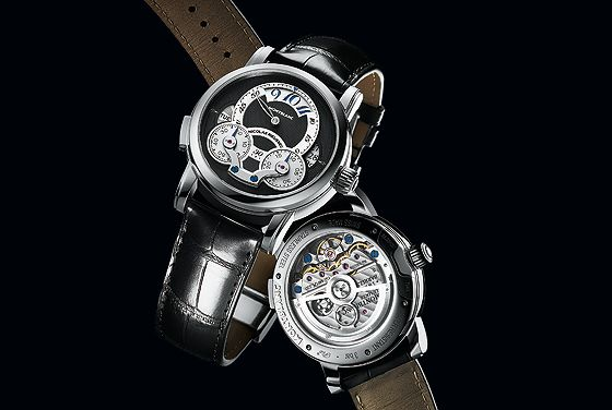 Nicolas Rieussec Rising Hours Stl Blk Croc Strap 2k13 Watch Wallpaper Expensive Watches Luxury Watch