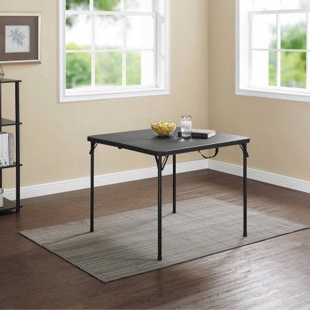 mainstays 34x34in cf table blk products rh pinterest ie