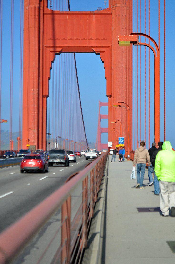 Golden Gate Bridge History Facts Tolls u0026