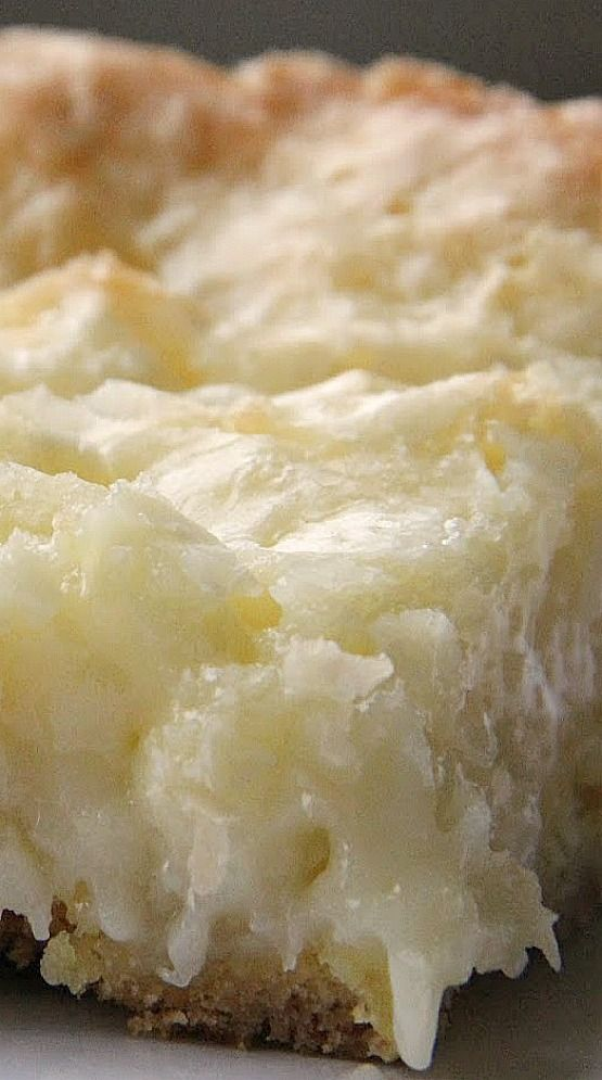 Lemon Coconut Neiman Marcus ~ Trust me...you'll make it once, everyone will love it and then you'll keep making it for every occasion