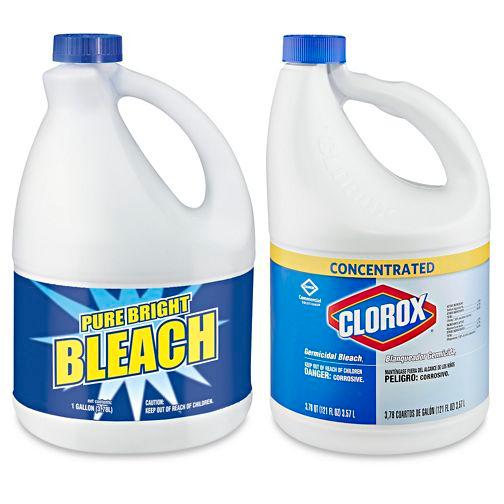 Bleach Germicidal Bleach Clorox Concentrated Bleach In Stock Uline Clorox Bleach Clorox Bleach