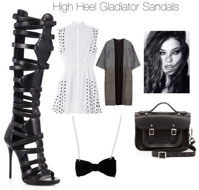 1000  images about fashion gladiator on Pinterest | Gladiator ...