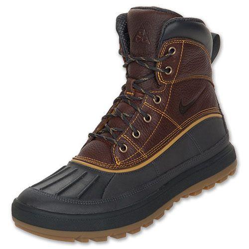 Nike Woodside II ACG Boots 525393-770 Mens   Мужская мода, Мода