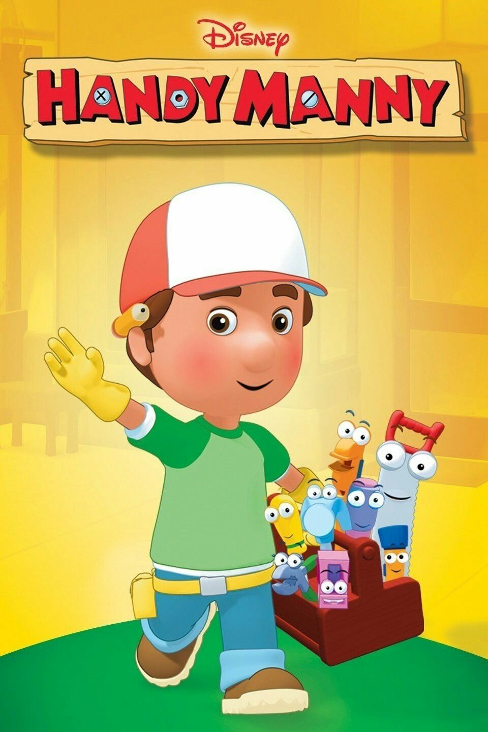 Handy Manny 🎂 2006 2000 kids shows, Kids shows, Disney