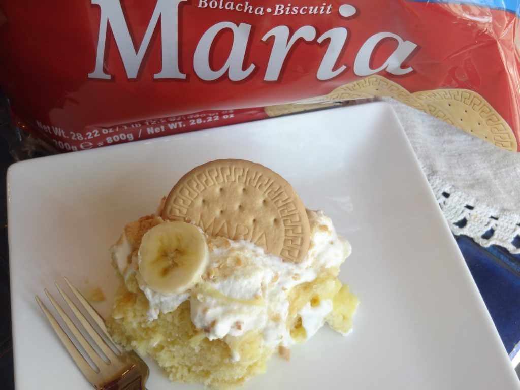 Banana Cream Cake With Bolacha Maria Cookies From Tia S Blog