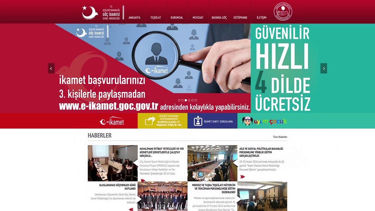 Student Residence Permit Turkey (renewal 2017