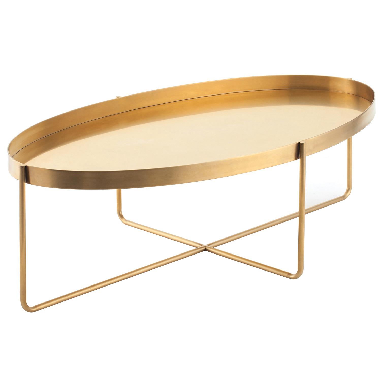 Embodying Sleek Modernity Nuevo S Gaultier Coffee Table Delivers