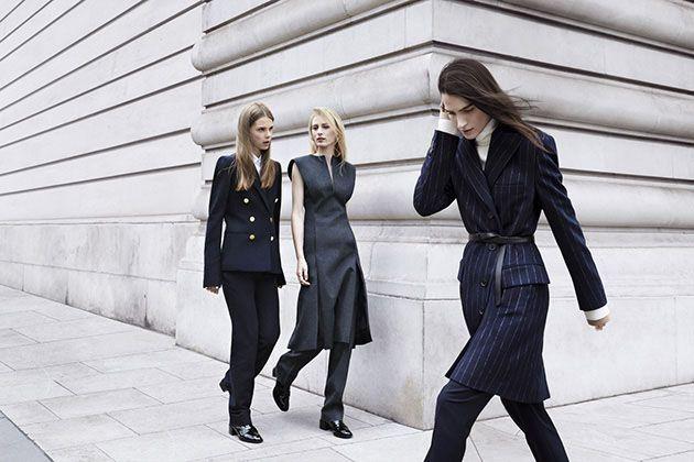Zara fall / winter campaign