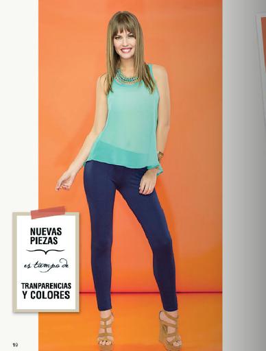 Pin By Catalogos Moda Club Ropa De Mo On Moda Juvenil 2020 Primavera Verano Ropa De Moda Fashion Capri Pants Pants