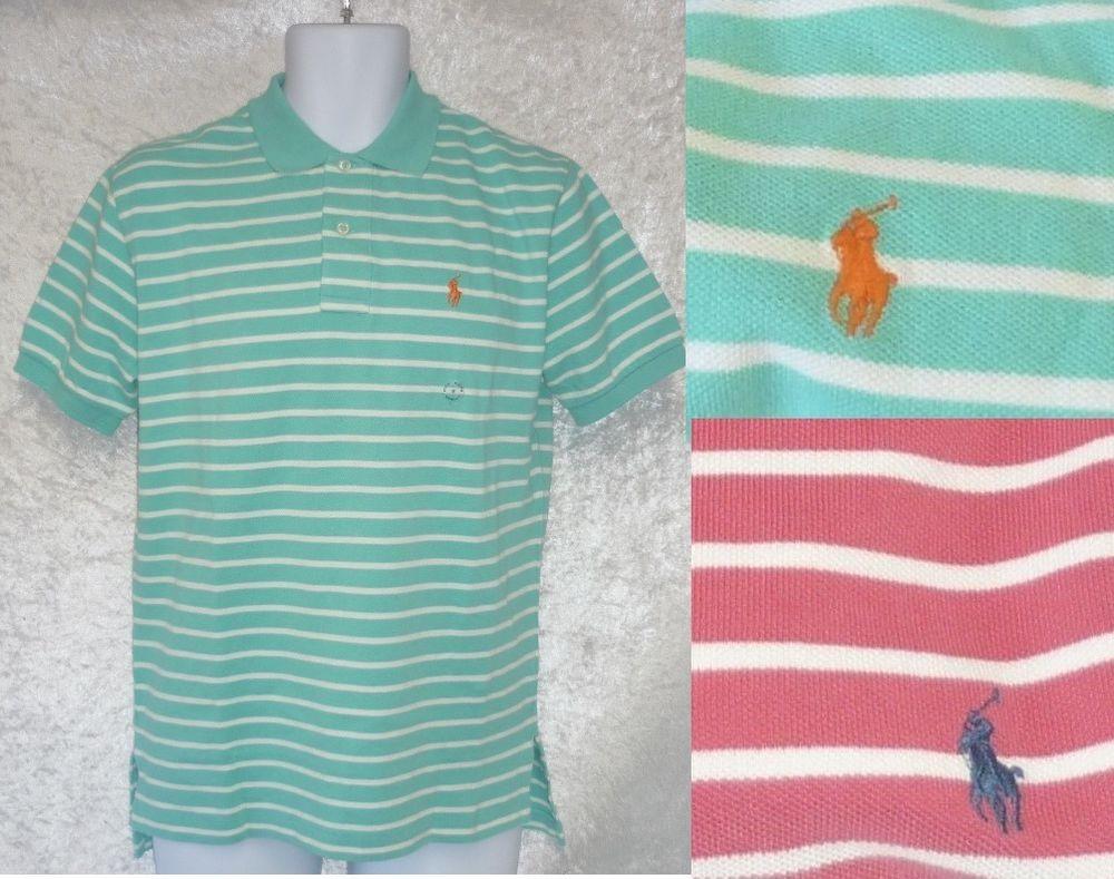 Polo Shirt DressRldm Lauren Ralph Striped T 3Aj5L4R