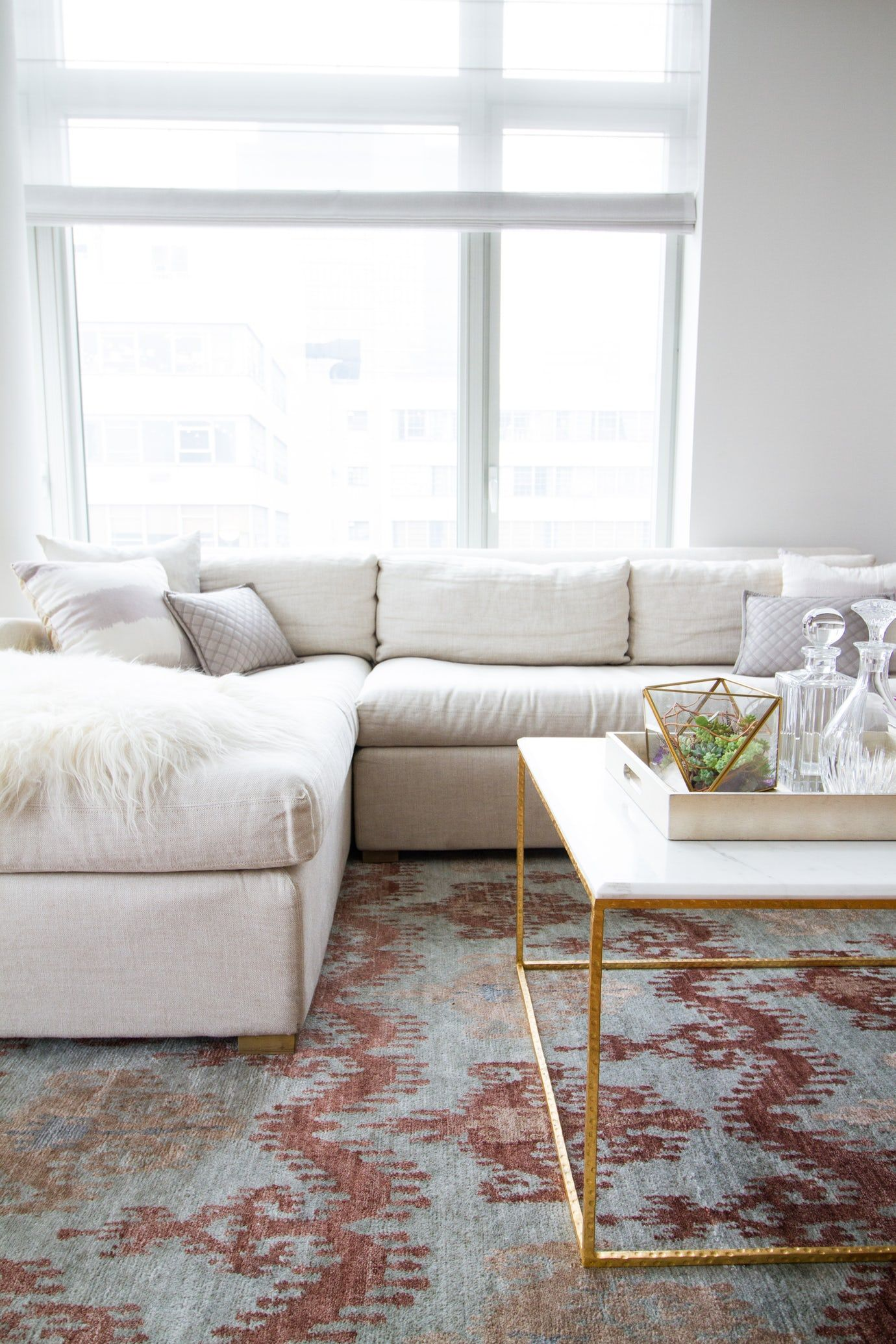 Boho Chic Living Room Great Room Living Family Room Modern Eclectic ...