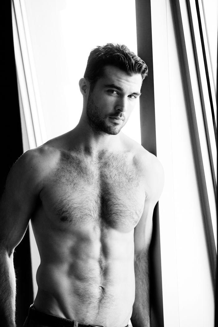 Hot handsome men nude