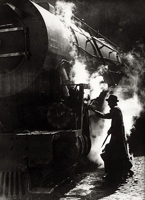 Construction de Locomotive, 1946 | Jacques Boyer