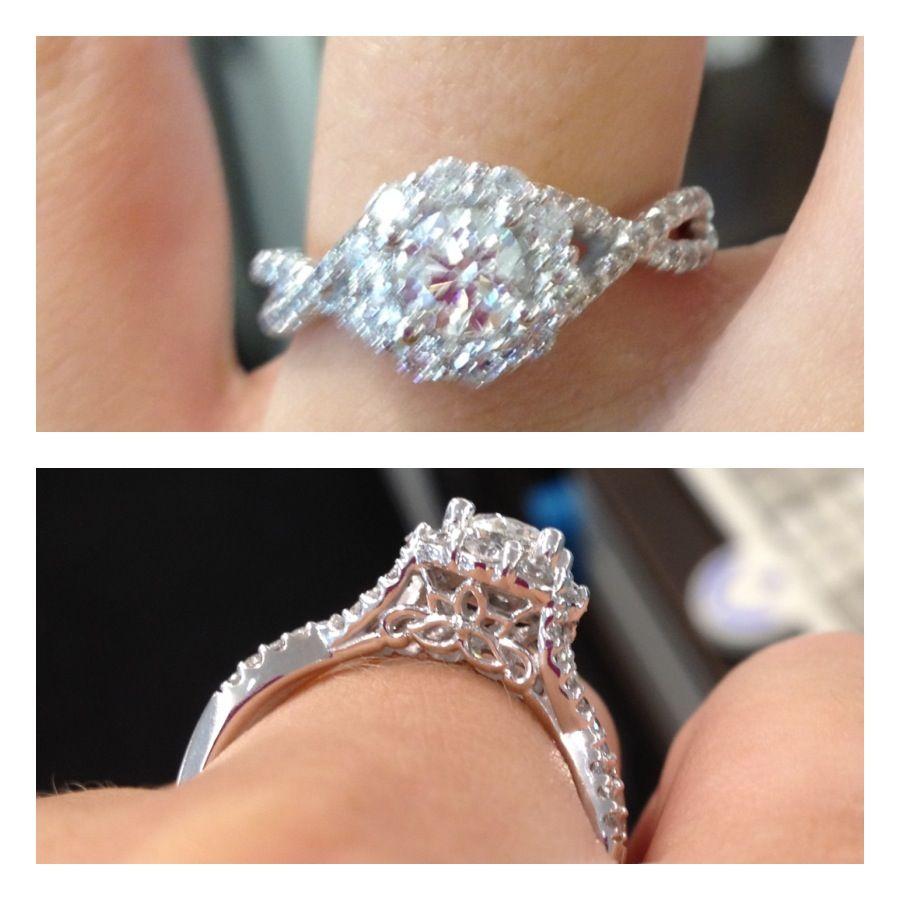 Gorgeous Vera wang bridal ring kohlscom future Pinterest Vera