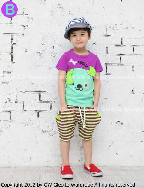 Baju Setelan Anak Laki Laki