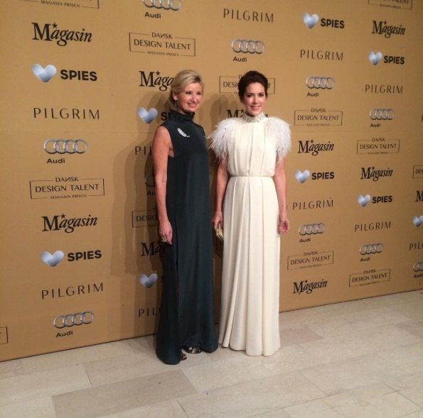 Princess Mary attends Danish Design Talent – Magazine Prize